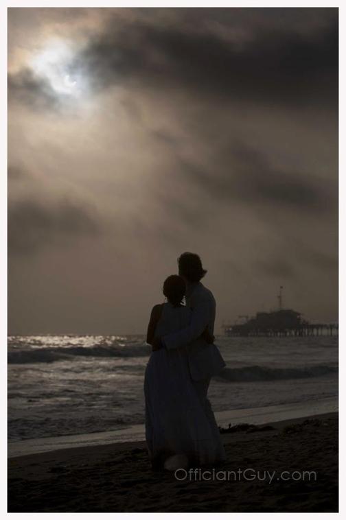 beach weddings los angeles