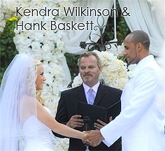 Kendra Wilkinson and Hank Baskett Wedding